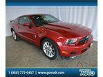 2011 Ford Mustang 3.7L/LEATHER/BLUETOOTH/CAMERA/4 NEW TIRES in Milton, Ontario