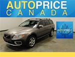 2008 Volvo XC70 3.2 A AWD MOONROOF LEATHER in Mississauga, Ontario