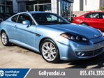 2007 Hyundai Tiburon GT LEATHER V6 in Edmonton, Alberta
