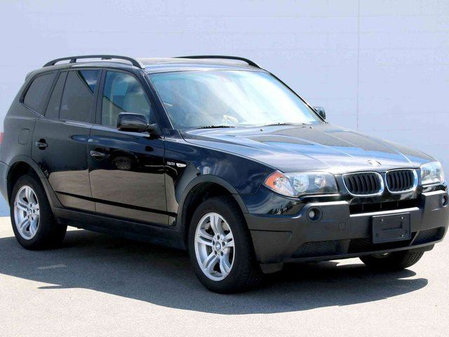 2005 BMW X3 3.0i 4dr All-wheel Drive in Kelowna, British Columbia