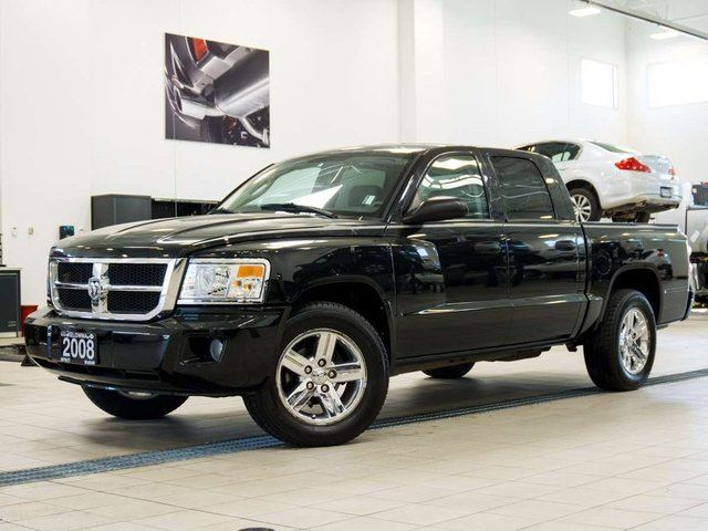 2008 DODGE DAKOTA SLT Quad Cab 4WD in Kelowna, British Columbia