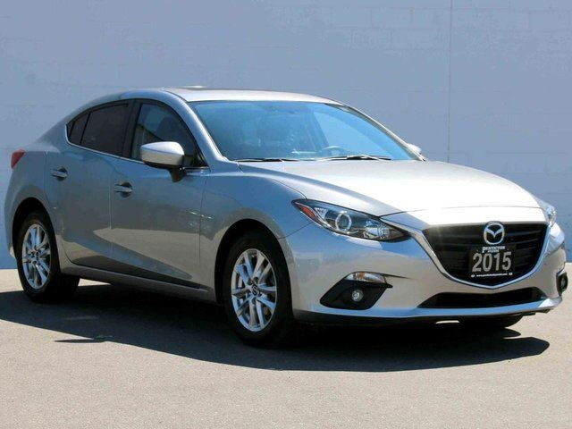 2015 MAZDA MAZDA3 GS Touring in Kelowna, British Columbia