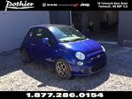 2012 Fiat 500 Sport  CLOTH  SUNROOF  KEYLESS  in Windsor, Nova Scotia