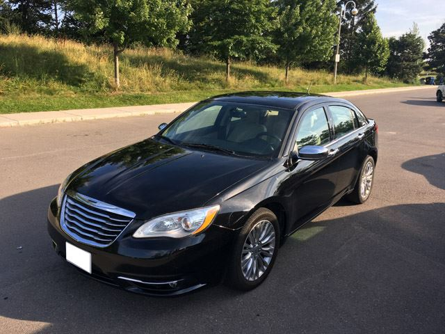 2013 CHRYSLER 200 4dr Sdn Limited in Mississauga, Ontario