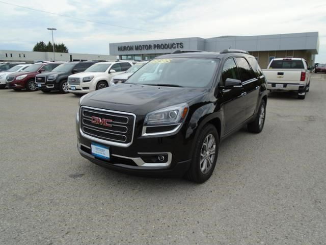 2016 gmc acadia slt exeter ontario car for sale 2840522. Black Bedroom Furniture Sets. Home Design Ideas