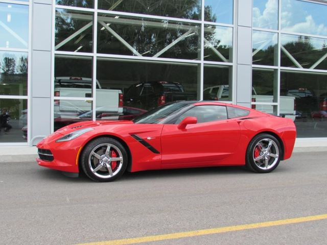 2014 Chevrolet Corvette           in Quebec, Quebec
