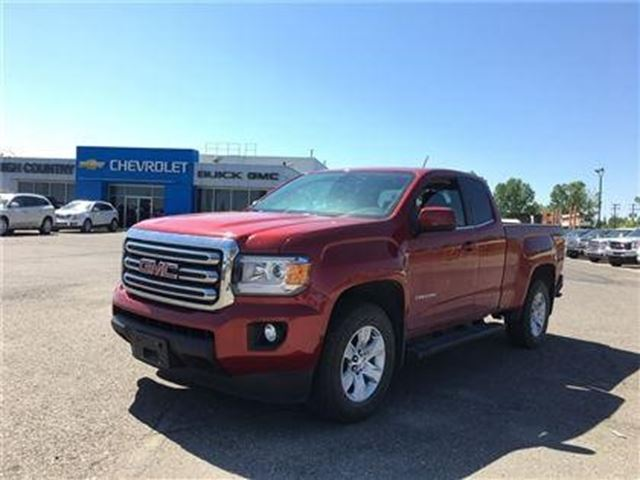 2016 GMC Canyon 4WD SLE in High River, Alberta