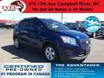 2015 Chevrolet Trax LT in Campbell River, British Columbia