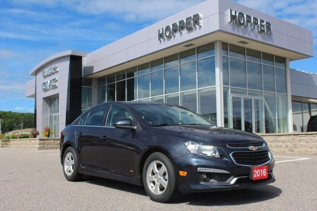 2016 CHEVROLET CRUZE LT in North Bay, Ontario