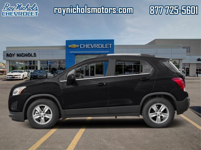 2016 Chevrolet Trax LT in Courtice, Ontario