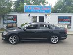 2015 Volkswagen Passat Highline DIESEL WITH NAVI BACK UP LEATHER AND SUNROOF  in Brampton, Ontario