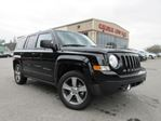 2016 Jeep Patriot HIGH ALTITUDE, LEATHER, ROOF! in Stittsville, Ontario