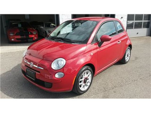 2012 FIAT 500 Pop in Guelph, Ontario