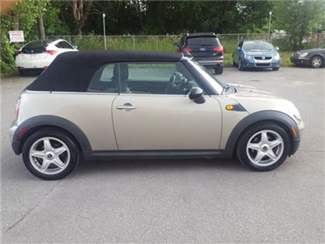 2009 MINI COOPER Convertible in St George Brant, Ontario