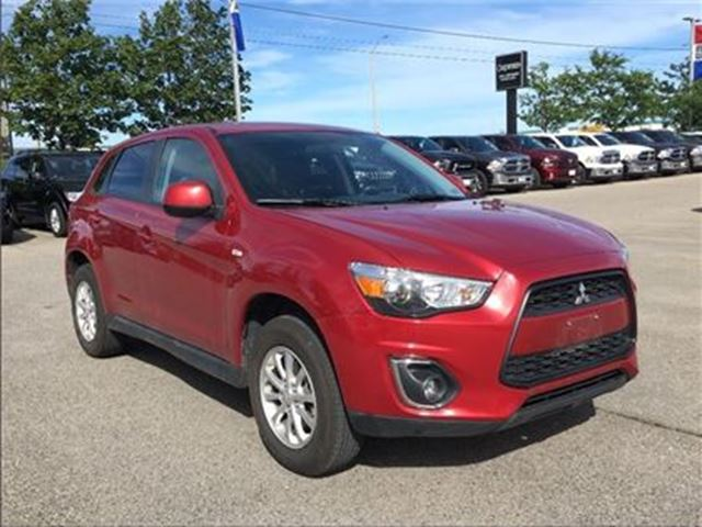 2015 MITSUBISHI RVR SE**ALL WHEEL DRIVE**BLUETOOTH** in Mississauga, Ontario
