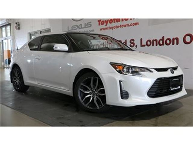2015 SCION TC PANORAMIC ROOF 18 INCH ALLOYS in London, Ontario