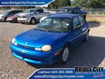 1998 Plymouth Neon EX- WHOLESALE, AS-IS in Lethbridge, Alberta