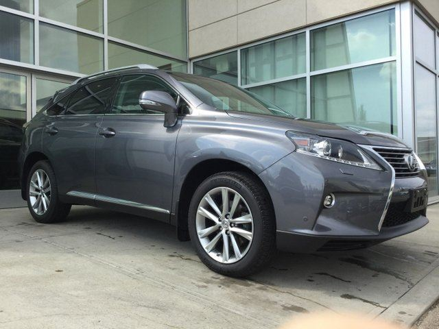 2015 LEXUS RX 350 TOURING/NAV/HEATED AND COOLED SEATS/SUN ROOF/BACK UP MONITOR/BLIND SPOT MONITORING in Edmonton, Alberta