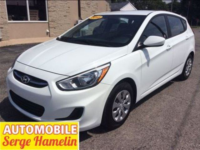 2015 Hyundai Accent GL autom air sieges chauffants in Chateauguay, Quebec