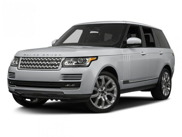 2016 LAND ROVER RANGE ROVER SC Autobiography *SPECIAL OFFER* in Winnipeg, Manitoba