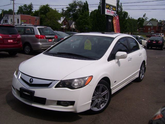 2010 ACURA CSX Tech Pkg/I Tech/AUTOMATIC in Kitchener, Ontario