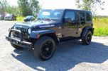 2014 Jeep Wrangler Unlimited Sahara - GPS in Jonquiere, Quebec