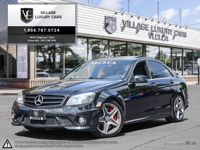 2011 MERCEDES-BENZ C-CLASS NAVIGATION | PARK ASSIST | LOW KMS | NEW CAR TRADE IN in Markham, Ontario