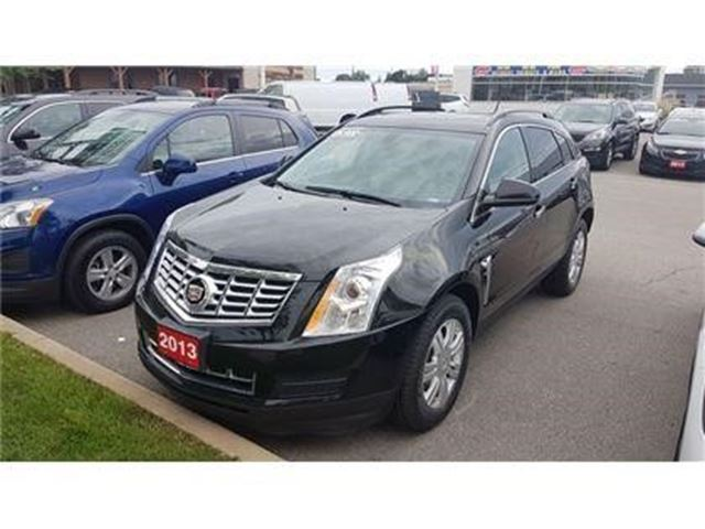 2013 CADILLAC SRX Leather Collection in St Catharines, Ontario