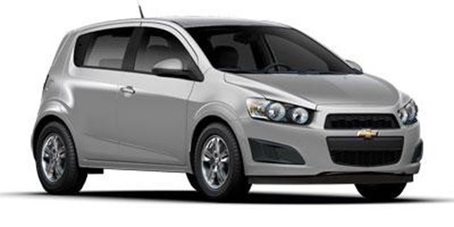 2014 Chevrolet Sonic LS in Penticton, British Columbia