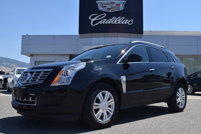 2014 CADILLAC SRX Luxury in Kelowna, British Columbia