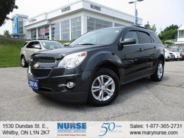 2014 chevrolet equinox lt whitby ontario car for sale. Black Bedroom Furniture Sets. Home Design Ideas