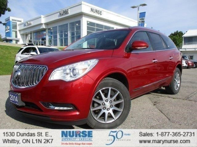2014 BUICK ENCLAVE Leather in Whitby, Ontario