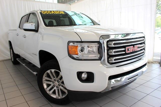 2015 GMC Canyon 4WD SLT in Pincourt, Quebec