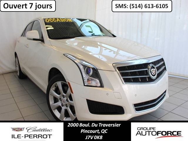 2013 Cadillac ATS Luxury in Pincourt, Quebec