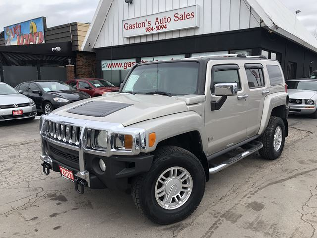 2007 HUMMER H3 4x4! BIG MOONROOF! LOADED! in St Catharines, Ontario