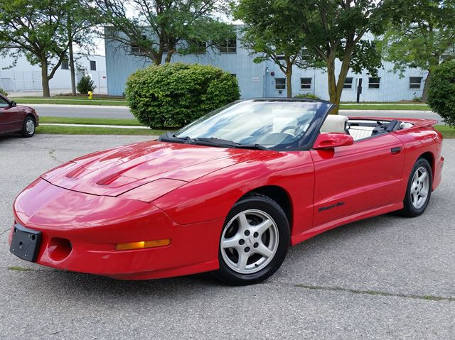 1997 PONTIAC FIREBIRD Trans Am 156458 miles **California Car** in Cambridge, Ontario