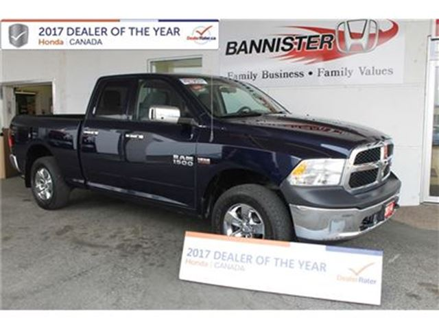 2014 DODGE RAM 1500 Sport 4x4 in Vernon, British Columbia