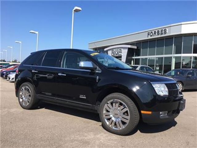 2009 LINCOLN MKX LIMITED \ AS-IS SPECIAL \ AWD \ SUNROOF \ in Waterloo, Ontario