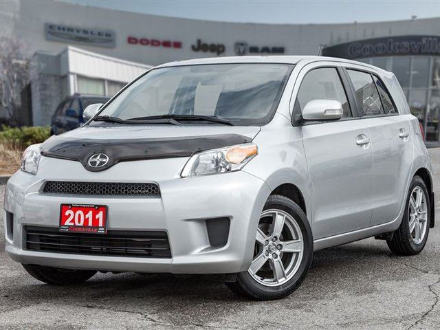 2011 SCION XD Base, ALLOYS, AUTO, A/C in Mississauga, Ontario