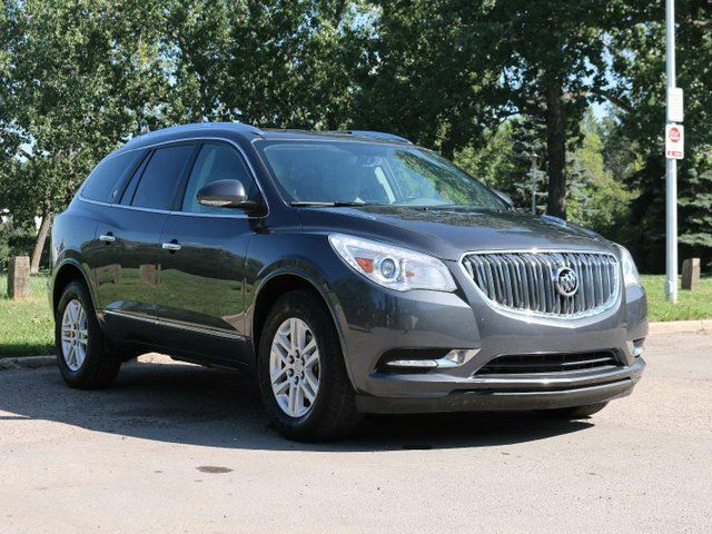 2013 BUICK ENCLAVE AWD 7 PASSENGER LOCAL TRADE FINANCE AVAILABLE in Edmonton, Alberta
