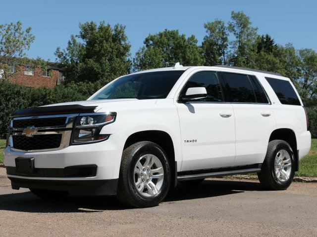 2016 CHEVROLET Tahoe LT GREAT OPTIONS LOW KM FINANCE AVAILABLE in Edmonton, Alberta