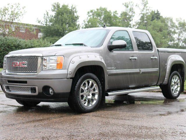 2012 GMC Sierra 1500 Denali LOADED LOW KM FINANCE AVAILABLE in Edmonton, Alberta