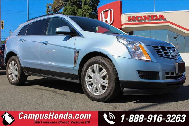 2013 CADILLAC SRX Leather Bluetooth in Victoria, British Columbia