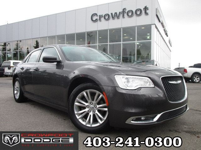 2016 CHRYSLER 300 LIMITED LOADED!! in Calgary, Alberta