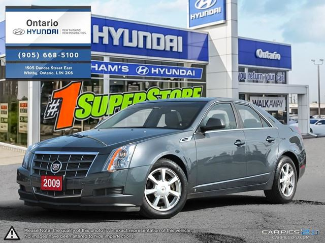 2009 CADILLAC CTS 3.6L w/1SA in Whitby, Ontario