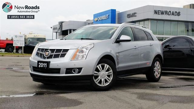 2011 CADILLAC SRX Luxury Luxury, Leather, Aloys, One Owner, No Accident in Newmarket, Ontario