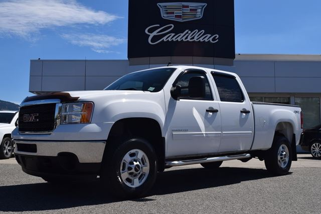 2011 GMC SIERRA 2500  SLE in Kelowna, British Columbia