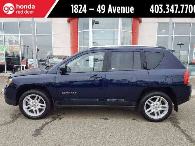 2012 JEEP COMPASS Limited in Red Deer, Alberta