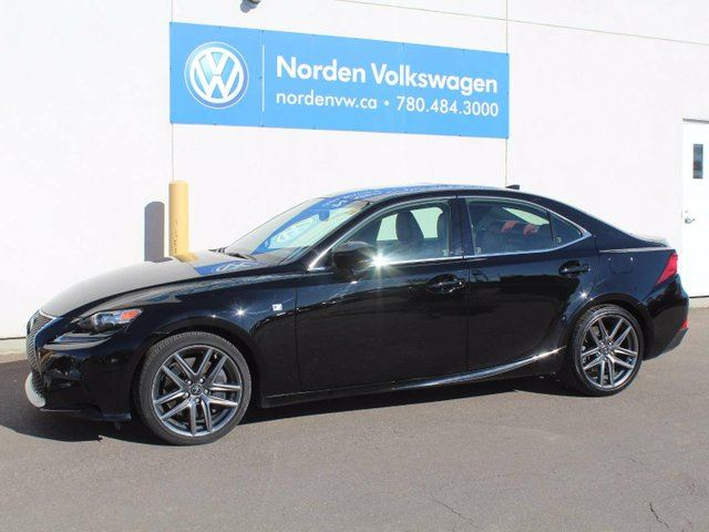 2016 LEXUS IS 350 Base in Edmonton, Alberta