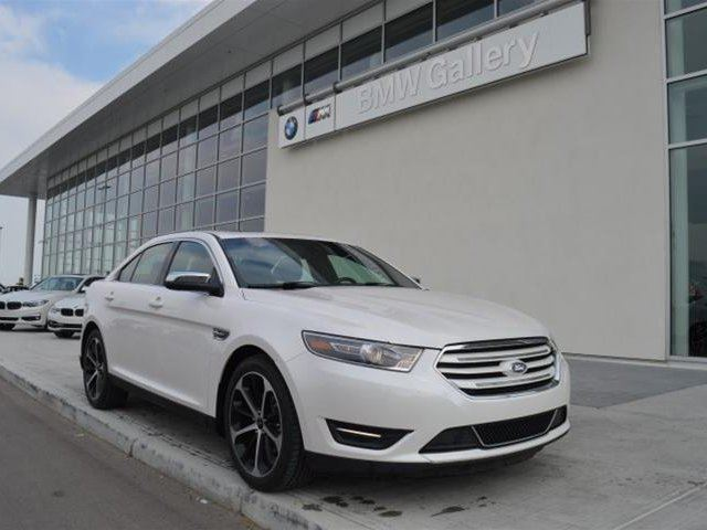 2015 FORD TAURUS Limited in Calgary, Alberta